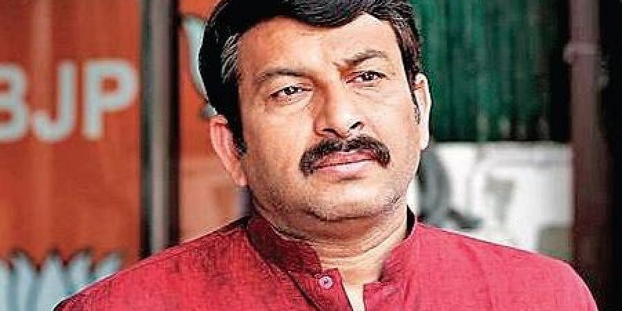 BJP MP Manoj Tiwari