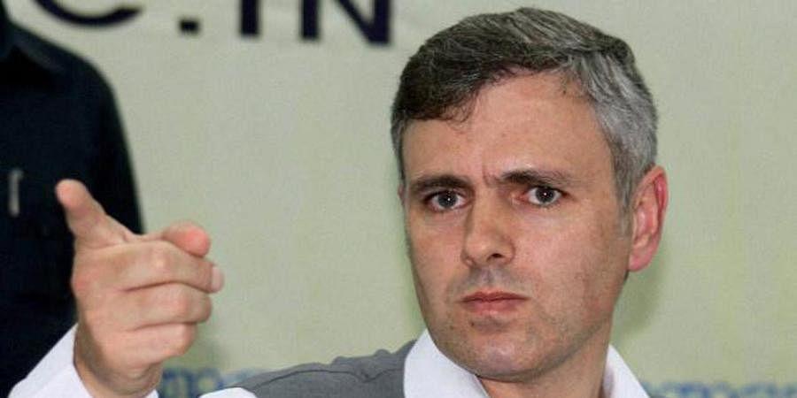 NC leader Omar Abdullah