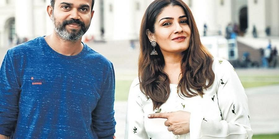 Twenty years after her foray into Kannada cinema, Raveena Tandon is now making a comeback with KGF Chapter 2.