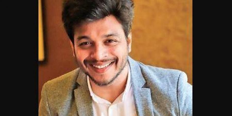 MG Srinivas' upcoming directorial is titled Old Monk.