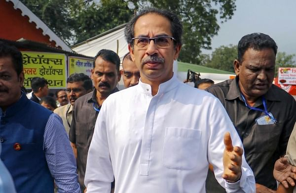 Rift wide open as Uddhav in sync with BJP on CAA, NPR