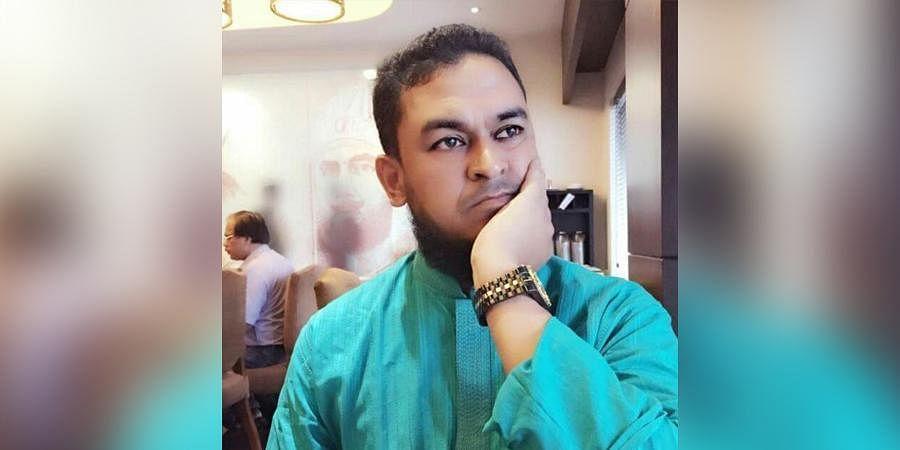 Assam MLA Aminul Islam