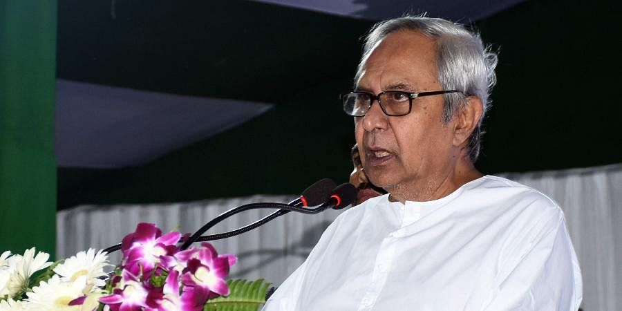 Odisha CM Naveen Patnaik