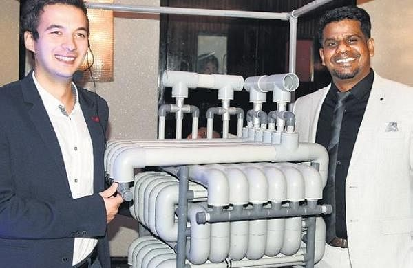 Tech to make water treatment eco-friendly