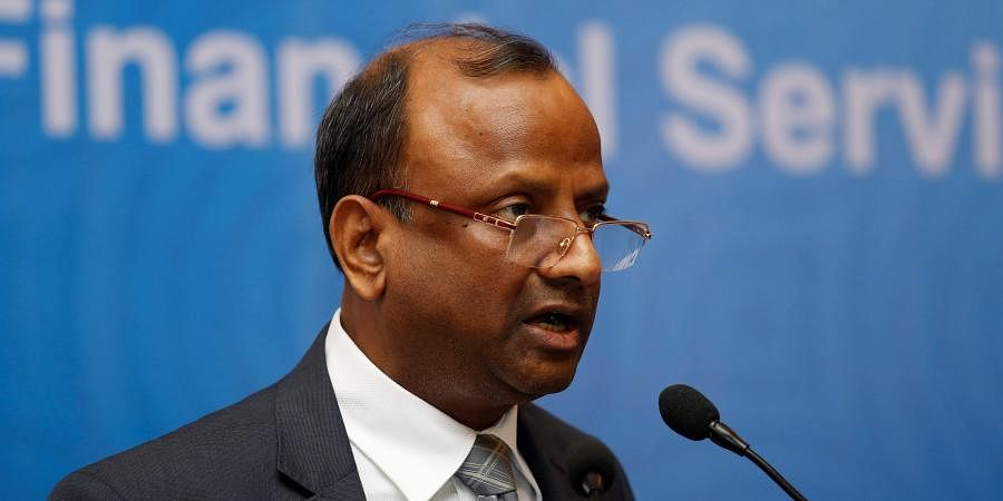 State Bank of India (SBI) Chairman Rajnish Kumar