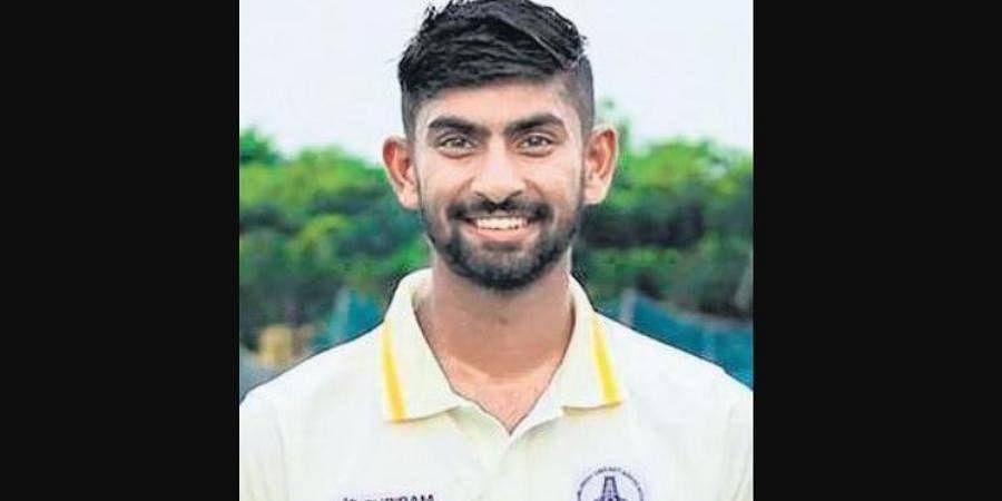 Narayan Jagadeesan made a career-best 183.