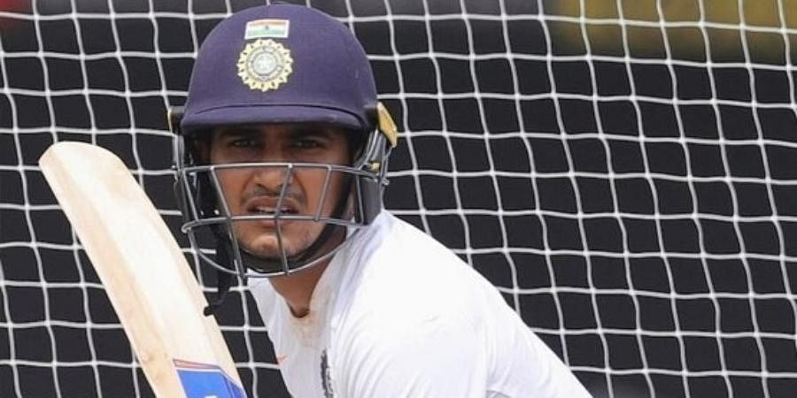 Indian cricketer Shubman Gill
