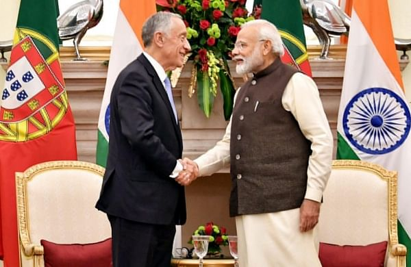 We support India's bid for permanent UNSC seat: Portuguese President Marcelo Rebelo de Sousa