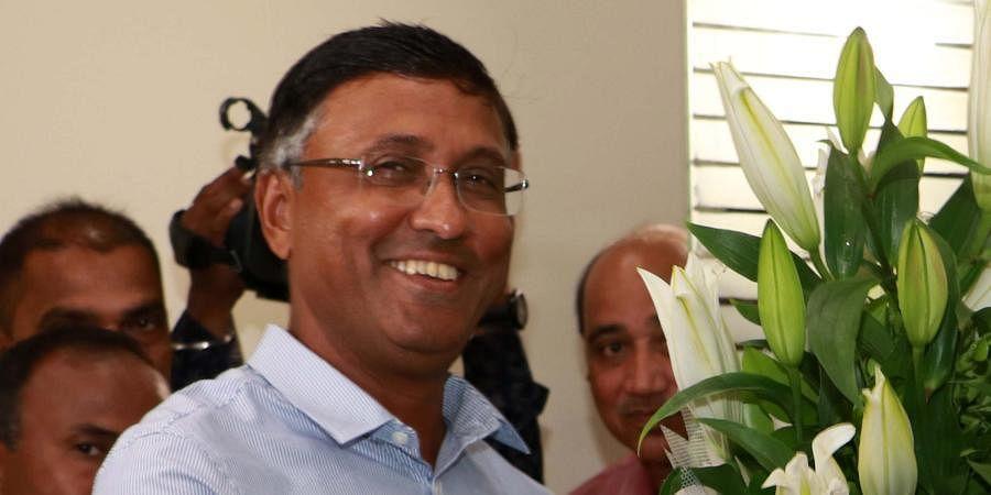 Odisha Chief Secretary Asit Tripathy