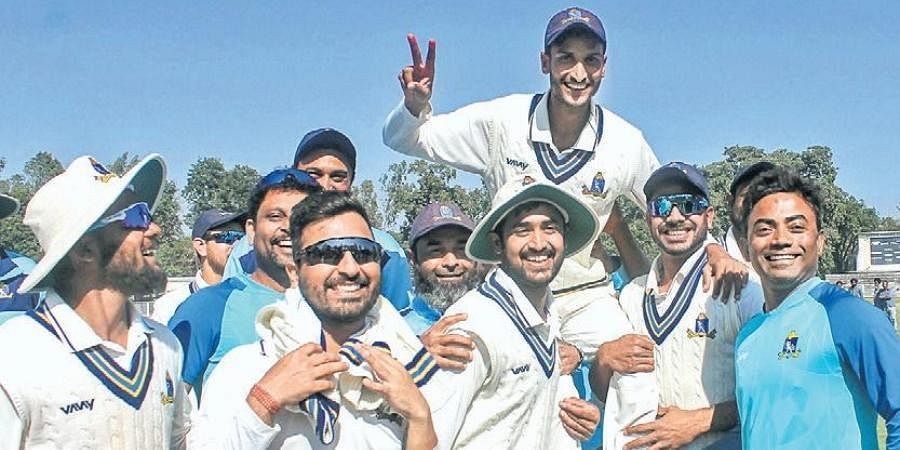 Bengal defeated Punjab by 48 runs in Patiala to qualify for quarterfinals.