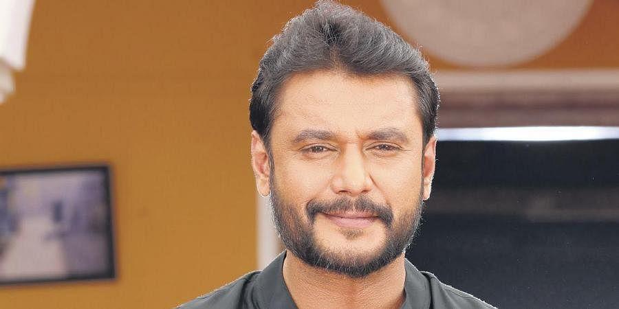 Sandalwood actor Darshan