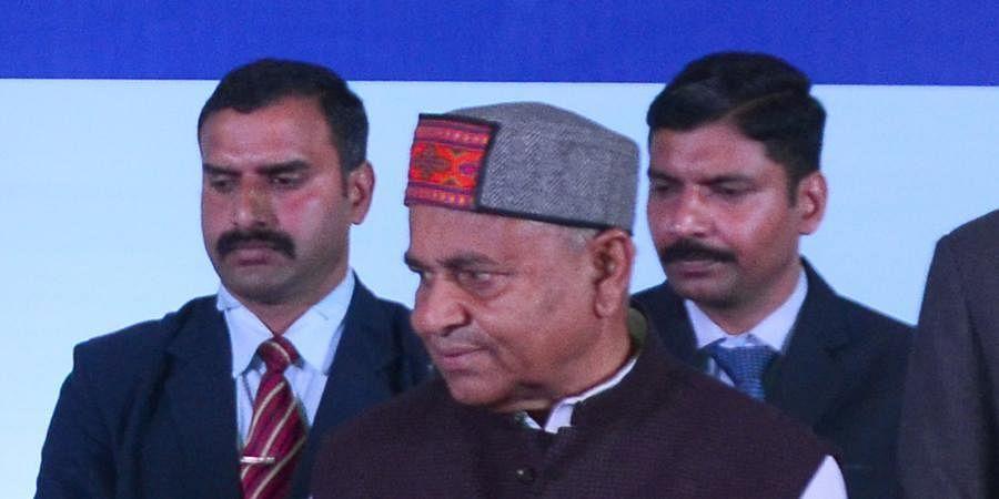Madhya Pradesh General Administration Minister Govind Singh