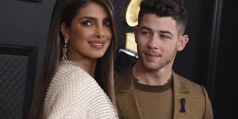 Nick Jonas and wife Priyanka Chopra (Photo | AP)