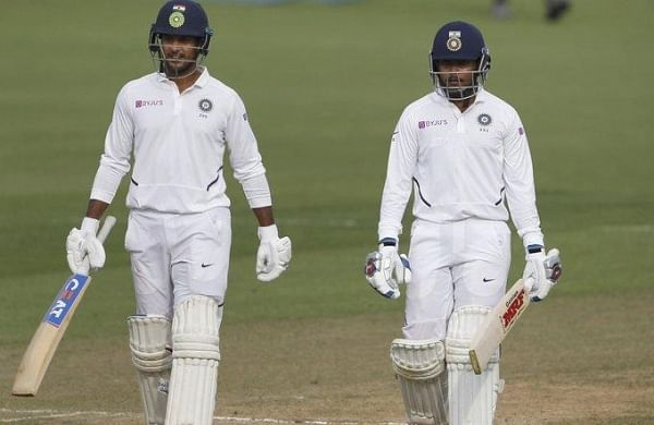 Mayank Agarwal, Rishabh Pant shine as warm-up game against New Zealand XI ends in draw