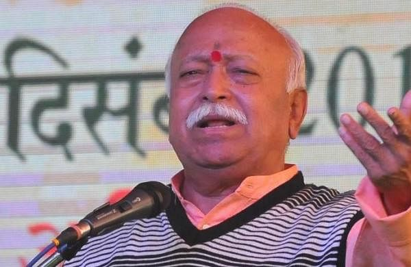 Divorce cases more in educated, affluent families: RSS chief Mohan Bhagwat