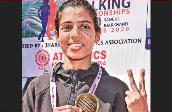 Rajasthan girl beats poverty to win ticket to Olympics