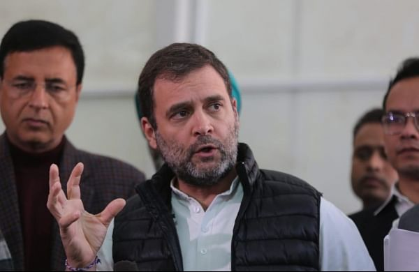 BJP govt disrespected women by arguing they don't deserve command posts in Army: Rahul