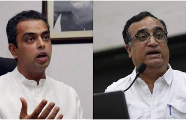 Ajay Maken hits out at Milind Deora for lauding Kejriwal-led Delhi government