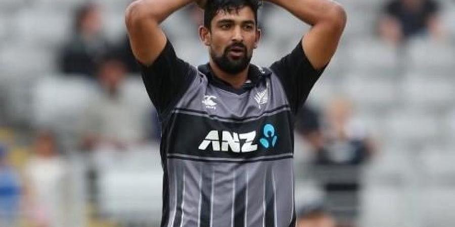 New Zealand spinnerIsh Sodhi