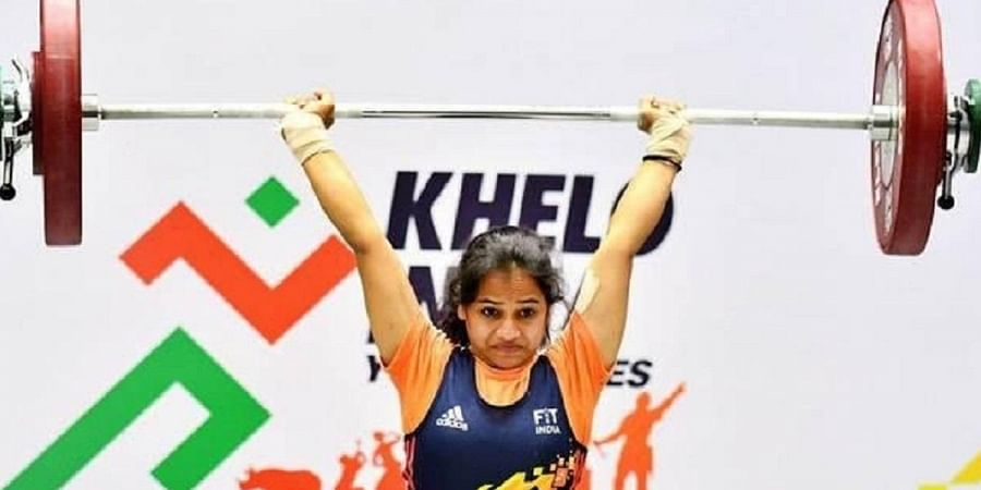 KVL Pavani Kumari won silver medals in both youth girls and junior women sections