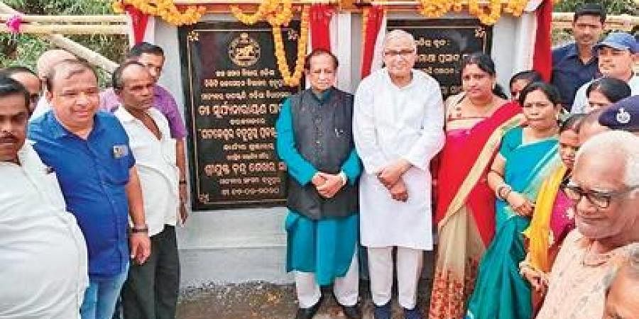 In June 2016, Chief Minister Naveen Patnaik once again laid the foundation stone for the project with the target to complete it within 30 months.