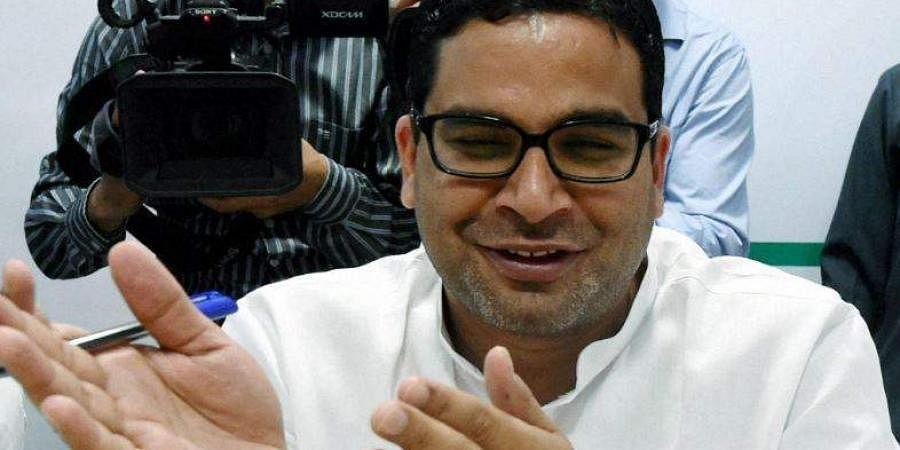 Poll strategist Prashant Kishor