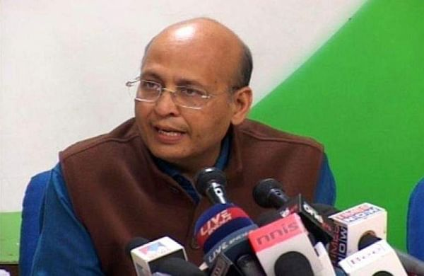 Congress leader Singhvi backs government on British MP deportation, says she is 'Pakistan proxy'