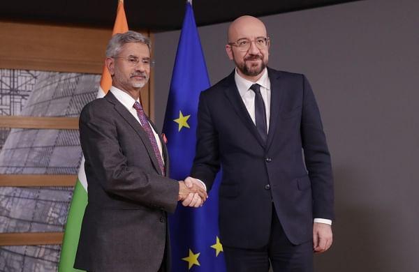 Jaishankar defends Citizenship Act, Article 370as he promotes EU ties
