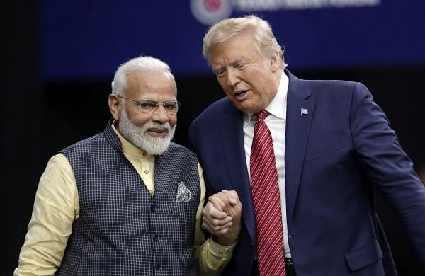 Modi to take up H1B visa, civil nuke ties with Trump