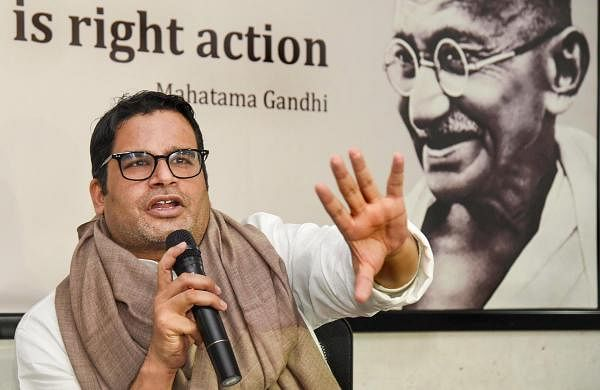 Nitish subservient to BJP leadership, says Prashant Kishor, questions development model in Bihar