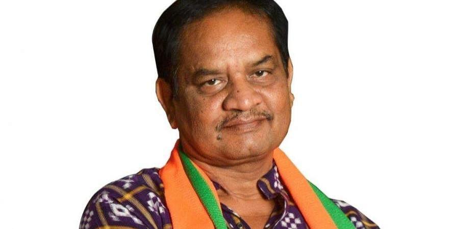 Odisha BJP MLA Bishnu Charan Sethi