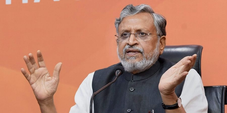 Nitish has never been subservient to anybody: Sushil Modi hits out ...