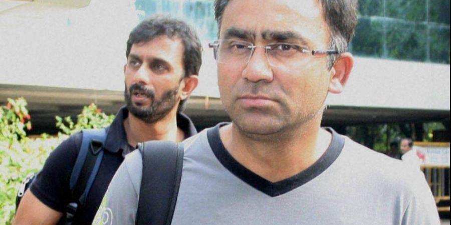 BCCI GM (Cricket Operations) Syed Saba Karim