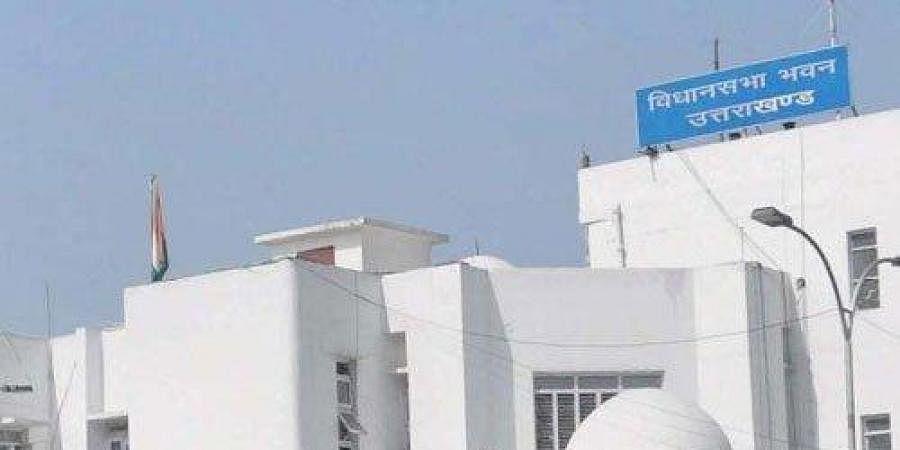 Uttarakhand Legislative Assembly