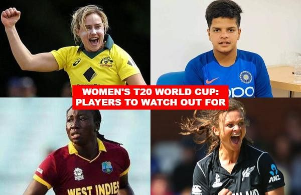 Here are the six players to watch when the women's Twenty20 World Cup begins on Friday.