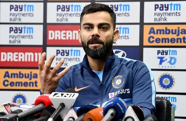 Virat Kohli says workload takes toll, but ready to play all formats for at least three years