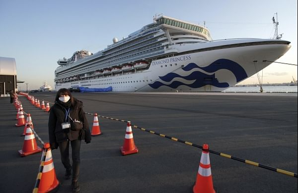 Two coronavirus patients from Japan cruise ship reported dead