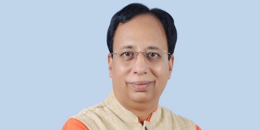 Bihar BJP chief Sanjay Jaiswal