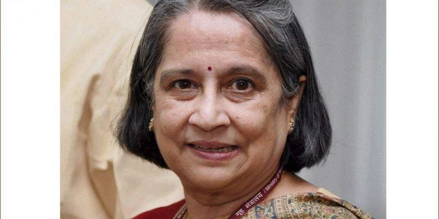 Former NITI Aayog CEO Sindhushree Khullar