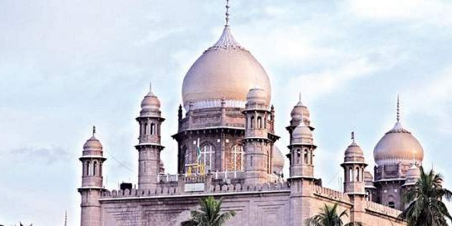 Telangana High Court, Telangana hc