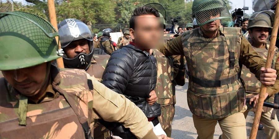 Jamia firing accused (Photo   Special Arrangement)
