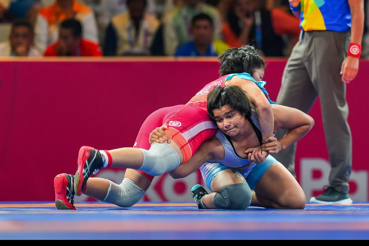 Dummies Will Not Help Wrestlers Feel Coaches The New Indian Express