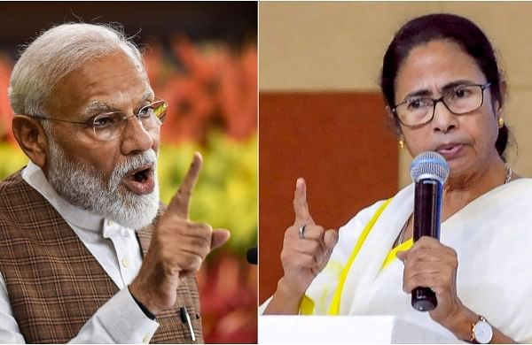 Mamata befooling people: BJP after Bengal CM writes to Modi about 'steady reduction' of funds