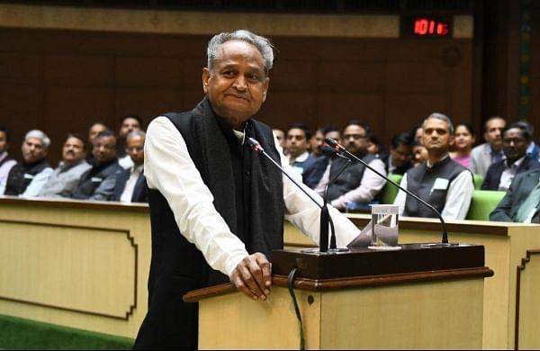 Nirogi Rajasthan, developmentinstategovernment's agendaas CM Ashok Gehlot presentsBudget