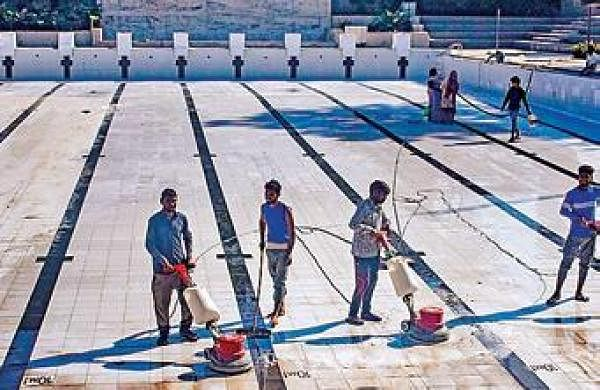 One more deadline, Jayanagar pool may open in March 1st week