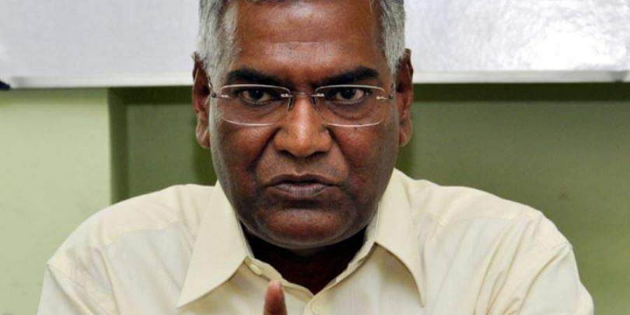 CPI National Secretary D Raja will visit the state