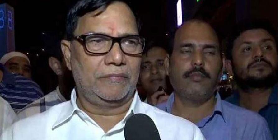 Estranged Congress leader and former minister Kripashankar Singh
