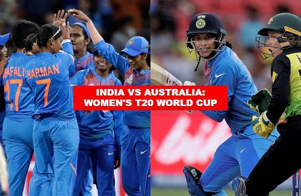 Wrist spinner Poonam Yadav returned with a four-wicket haul as India outwitted Australia by 17 runs in the opening match to make a resounding start to the Women's T20 World Cup.