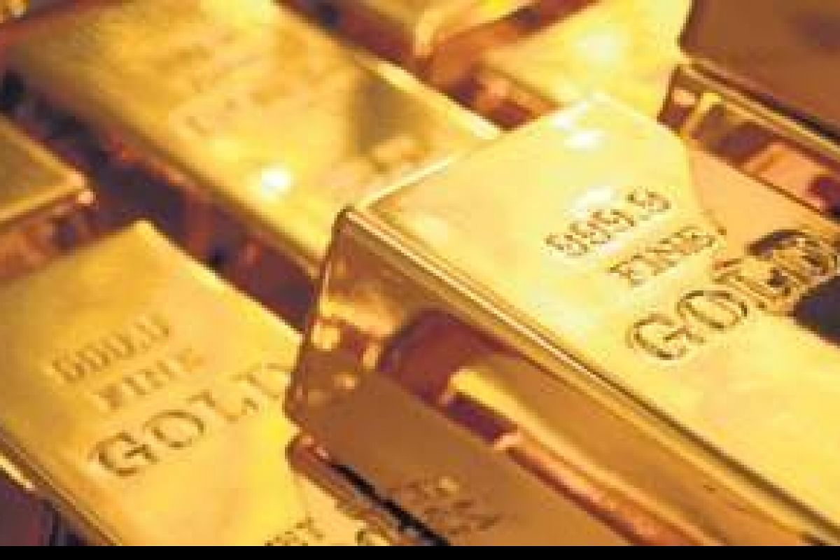 3500 Tonne Gold Mine Estimated At Rs 12