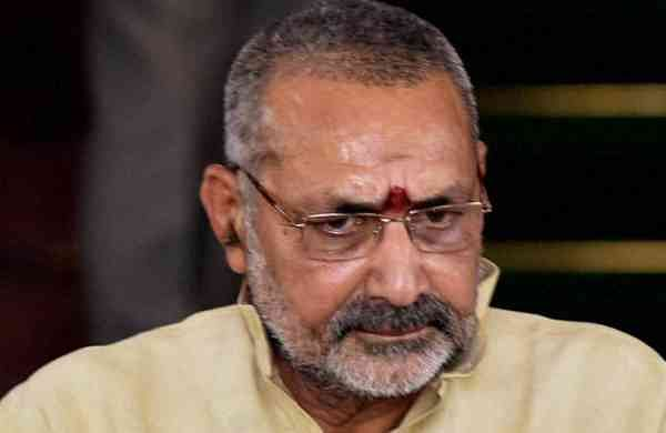 Do they want India to become Pakistan: Union Minister Giriraj Singh to Congress, RJD